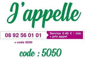 code : 5050